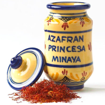 Saffron by Princesa de Minaya