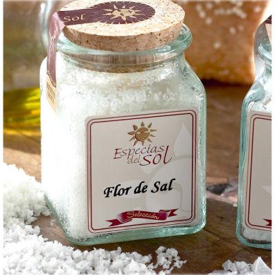 Flor de Sal from Cadiz
