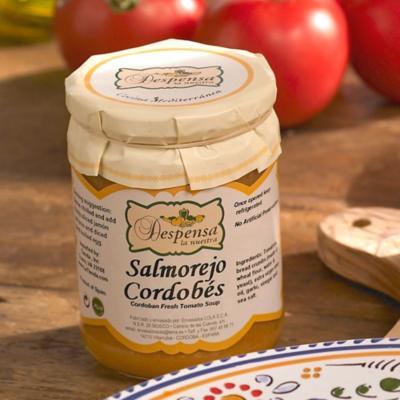 Salmorejo - Bread & Tomato Soup