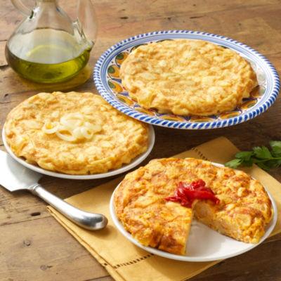 Tortilla Española Sampler