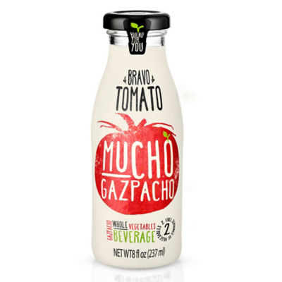2 Bottles of Mucho Gazpacho Drinkable Gazpacho