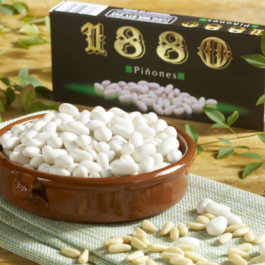 2 Boxes Of 1880 Pinones Pine Nut Candies