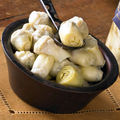 Baby Artichoke Hearts from Navarra
