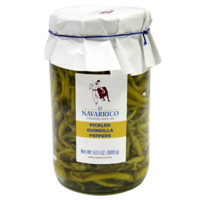 Guindilla Peppers by El Navarrico - Extra Large Jar