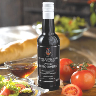 Pedro Romero Prestige Reserva Sherry Vinegar
