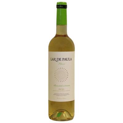 Lar de Paula Rioja Blanco 2013