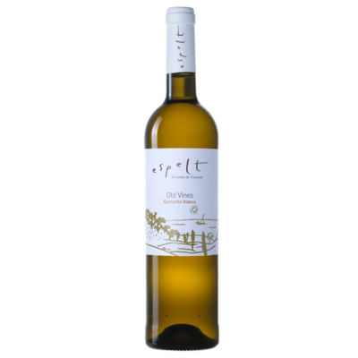 Old Vines Garnacha Blanca 2015 by Espelt