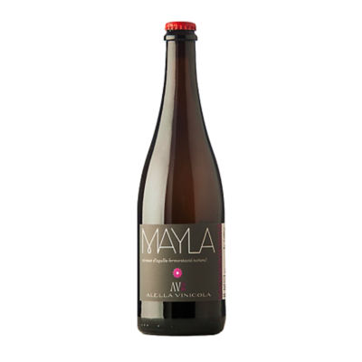 Mayla Rosée Pétillant - Rosé Sparkling Wine by Allela Vinicola